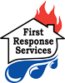 first response services logo