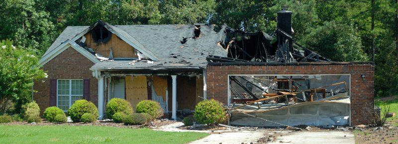 fire damage warner robins