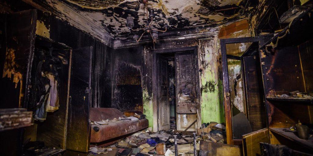 Fire Damage Perry GA