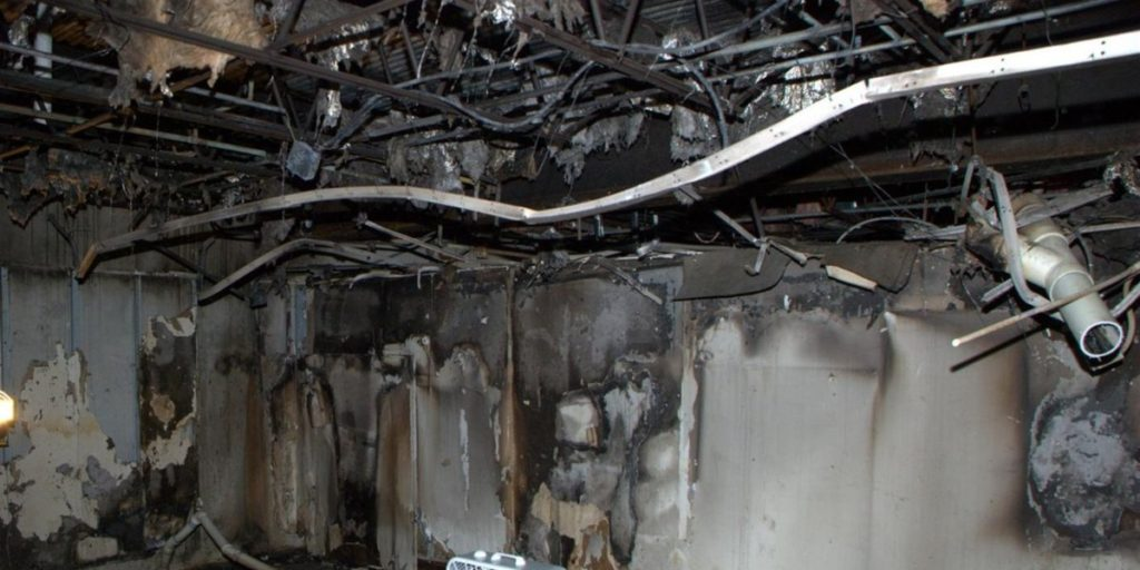 Fire Damage Byron GA